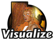 Visualize Graphic Arts Limited Logo